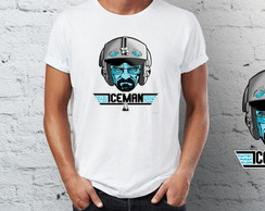Camiseta Camisa beaking bad - ice man