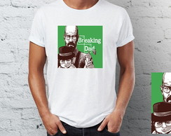 Camiseta Camisa Breaking Bad - dad