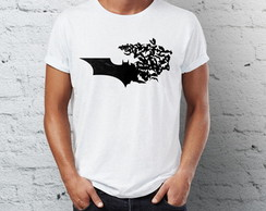 Camiseta Camisa batman dark