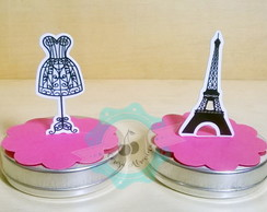 Topper 3D - Tema Paris