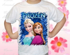 Camiseta divertida Frozen 27