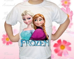 Camiseta divertida Frozen 49