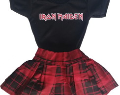 Body + saia - Iron Maiden