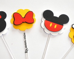 Topper scrap Mickey e Minnie