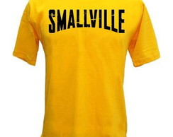 Camiseta Séries - Smallville