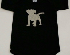 Body cachorrinho personalizado