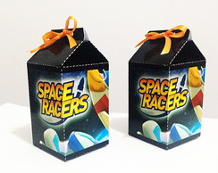 Caixa Milk Space Racers