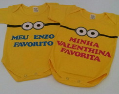 2 bodies Minions personalizados