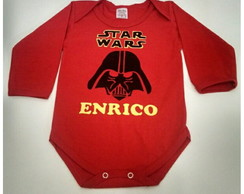 Body Star Wars personalizado