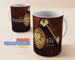 Caneca HARRY POTTER Plataforma 9 3/4 -II