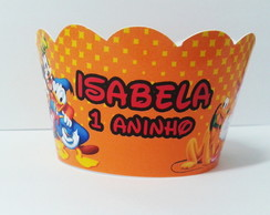 WRAPPER / SAINHA PARA CUPCAKE MICKEY