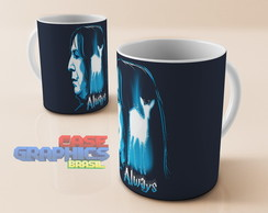 Caneca SNAPE ALWAYS - Harry Potter 2