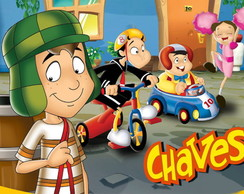 Papel Arroz A4 Chaves