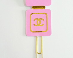 Clips Perfume Chanel Pink & Gold