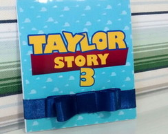 Convite 3D Pop Up Toy Story