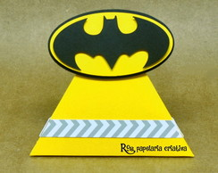 Caixa Triangular Batman