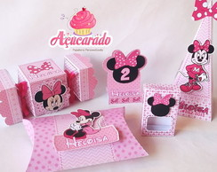 Kit Festa Minnie Rosa 3