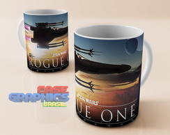 Caneca ROGUE ONE 2 - STAR WARS