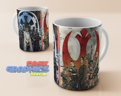 Caneca ROGUE ONE 4 - STAR WARS