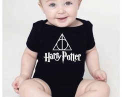 Body bebê - Harry Potter