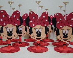 CENTRO DE MESA MINNIE/MICKEY