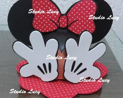 Centro de Mesa Surpresa Minnie