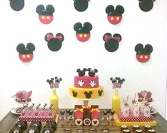 Kit Festa Minnie e Mickey