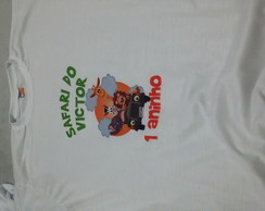 Camiseta Safari