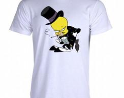 5f308a2a64 ... Camiseta Tweety Piupiu Frajola 01