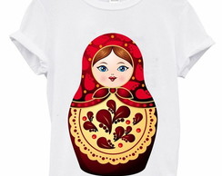 T- Shirt - Matrioska