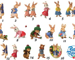 Apliques recortados Peter Rabbit