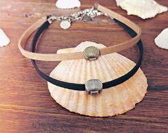 CHOKER LITTLE SHELL