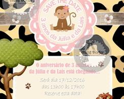 Save the date Safari