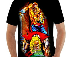 Camiseta HQ Street Fighter Classica