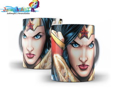 Caneca Wonder Woman #1