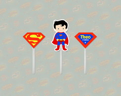 Toppers - Tema Superman