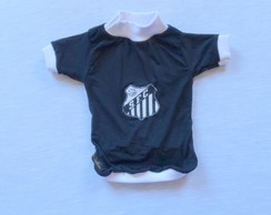 BLUSINHA DE TIME PET SANTOS PP