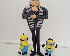 Personagem Gru Meu Malvado Favorito