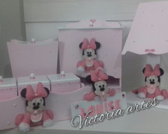 kit higiene minnie