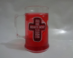 Caneca Gel 350ml - Cruz