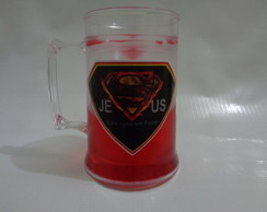 Caneca Gel 350ml - Super Jesus 02