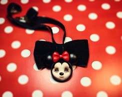 Minnie - Choker laço Disney