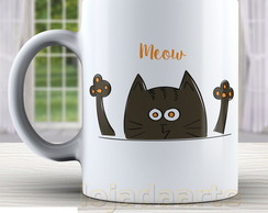 Caneca Gato cute - Love Cat´s - 1633