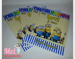 Revista de colorir: Minions