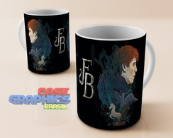 Caneca Fantastic Beasts 7 - Harry Potter