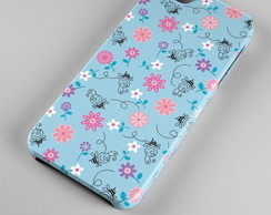 Capinha | Case Iphone Fofo Flores 0064