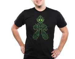 Camiseta Mega Man 15329