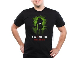 Camiseta Aliens vs Predador 153248