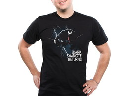 Camiseta Dark Symbiote Returns 15359