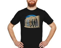 Camiseta Star Wars: R2-D2 C-3PO 15373